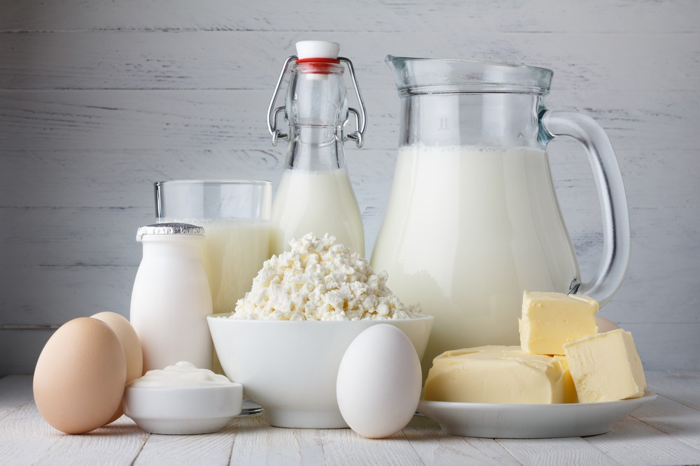 Full Fat Dairy Products getfitqueen.com