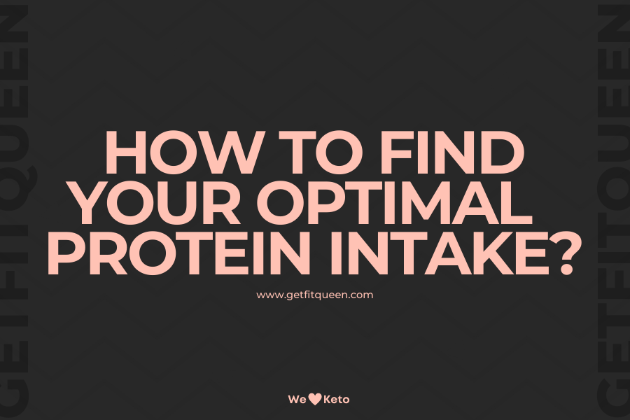 How to Find Your Optimal Keto Diet Protein Intake getfitqueen.com