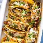 keto hard shell tacos