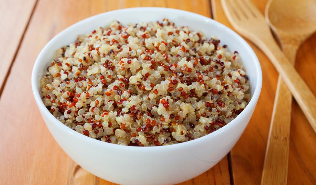 keto quinoa